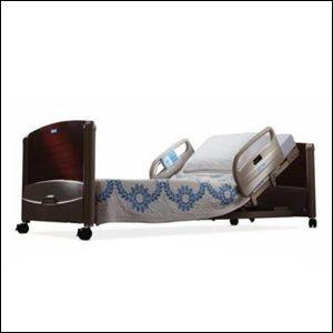 เตียงผู้ป่วย Hill-Rom รุ่นP3930A 100 Low Bed